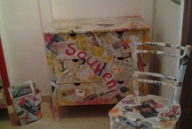 Collage....decoupage