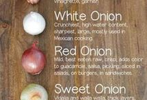 types of onions
