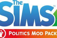 Sims Mods/CC