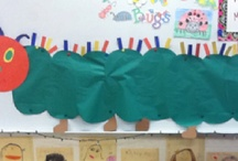The very hungry caterpillar / by Tiffany Holbert