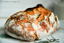Bread, buns etc.