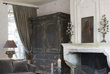 INTERIOR - FRENCH STYLE / Feel free to copy photos uploaded by The Essence of the Good Life™ to your own Pinterest page ore other pages. But you are not allowed to remove or change the text/links below the images. Thank You!