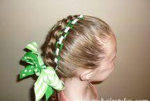hair ideas / by Melissa
