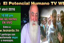 """""""El Potencial Humano Abril 2016"""""""