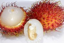 Rambutan a pharmacy in this exotic fruit! How to eat rambutan (Nephelium lappaceum)