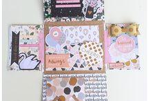Snail Mail Flip Books