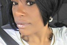 Lace front e lace wig