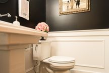 space: POWDER ROOM