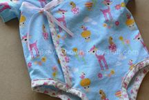Sewing for Baby / by Canned Quilter