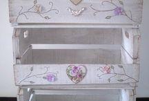 Muebles manualidades