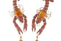 Surrealistic jewellery