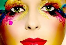 make up on the wild side... / make up concepts of what i want to photograph some time...
