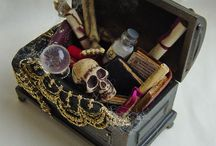 witches dolls house