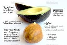 Uso aguacate