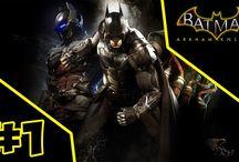 Gameplay Batman / Gamplay sui giochi di Batman