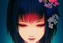 Japan Traditionnal/Anime