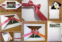 Handmade photo holders