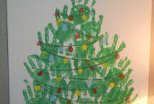 Weihnachten Krippe