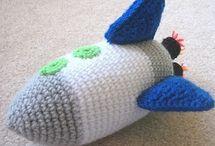 Crochet Patterns & Tutorials