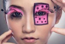 Make-up inspirations /   / by Światłoczuła