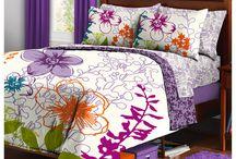 teen girl bedroom Shanyia  / by Sharon Nelson