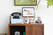 ideas for home styling / by Carrie Owens