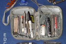 Bug out bags and everyday carry essentials