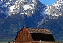 Barns / by Anita Robinson