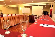 Function Room / Searching for a place for your business meetings? Find it here at Lous Garden Hotel Manila. For inquiries kindly contact (02) 5221515.  / by Lotus GardenHotel
