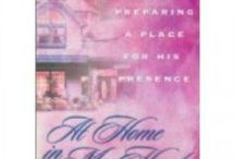 Books - At Home in My Heart / At Home in My Heart, Preparing a Place for His Presence by Rebecca Barlow Jordan is a Christian inspirational book for women, published by Barbour Publishing.