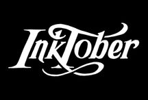 Inktober / All my inktober drawings from the last few years. / by Jake Parker