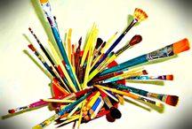 Ζωγραφική - Tέχνη / Painting - Art