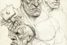 Drawing faces 3