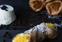 Yellow & Orange - Food photography by color