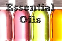 Essential Oils / Benefits and how to use Essential Oils / by Kate Criswell (Kate's Healthy Cupboard)