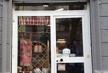 La Bottega della Fantasia / Realizzazioni in patchwork, cucito creativo, feltro, ricamo tradizionale e punto croce.