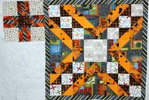 Quilt Blocks of 2014 / by Persimon Dreams