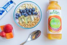 Goodness on the Go / Inspiration for honest-to-goodness meals that are just plain delicious