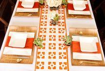 wedding tables / by Hochzyts Maerit