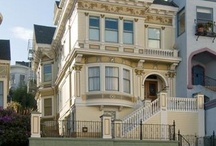 San Francisco Victorian Architecture