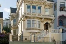 San Francisco Victorian Architecture / by Karen Barnett