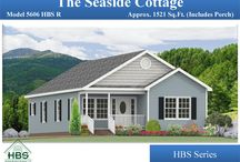 HBS Series Ranch / Popular ranch-style homes available from HBS