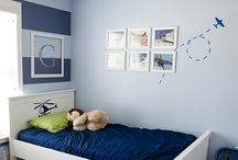 Boys rooms / by Rebecca Smith