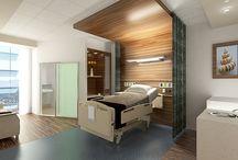 Hospital Ward Room Design
