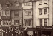 London of olde / I would liked to have lived there.