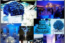 Colour Boards / I made these years ago when I first started planning weddings. Most of the pictures I found on google images.