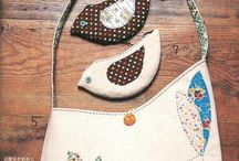 Handmade Purse and Pouch Inspiration / by Jacinta B.