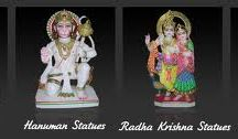 Marble Moorti Manufacturers / We are the leading manufacturer and exporter of marble idols and statues like religious statues and figures. Our products are a fine example of excellent craftsmanship and have successfully delighted our customers for years.