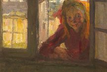 Joseph Raphael Paintings