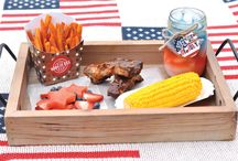 July 4th & Labor Day Ideas. / by Erin E. Phraner